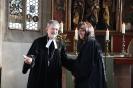 Dekan Krieghoff und Pfarrerin Wein
